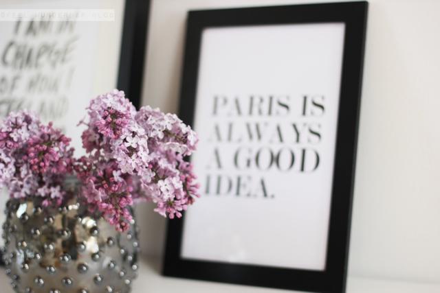 lilacs paris feel wunderbar. Black Bedroom Furniture Sets. Home Design Ideas
