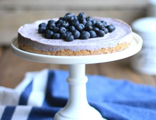 Feel-wunderbar-Blaubeer-Cheesecake-ohne-Backen-Rezept-Blueberry-Cheesecake-no-bake-Blogger