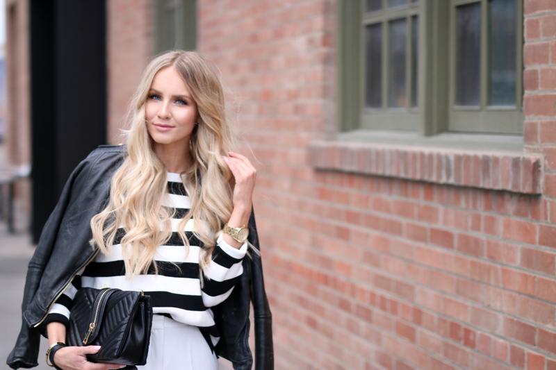 Zara White Culottes 3