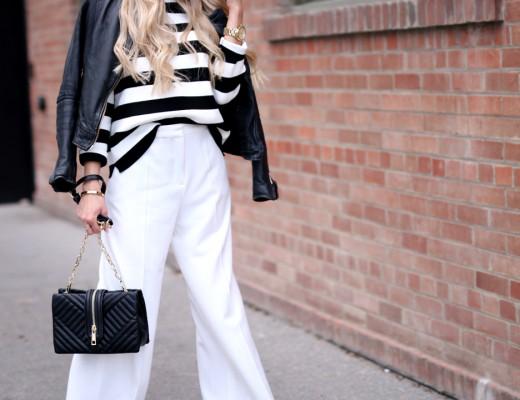 Zara White Culottes 4