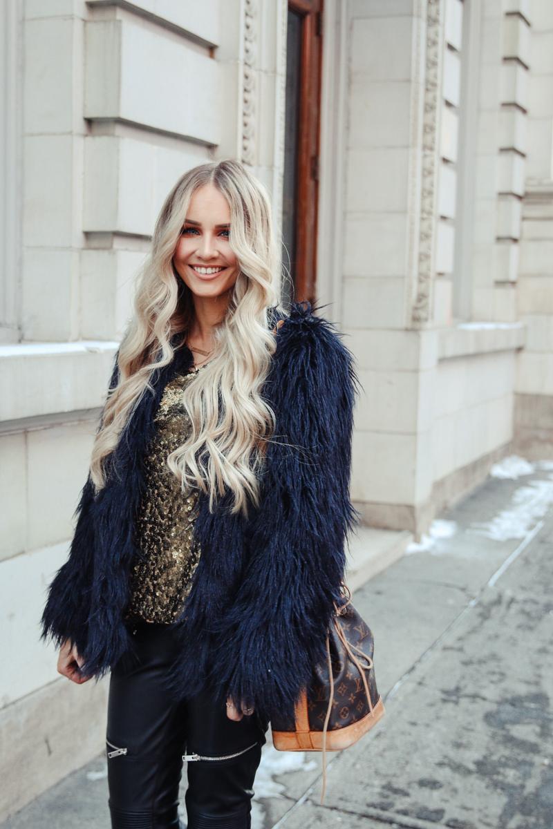 Faux Fur Coat Zara 2017 Tradingbasis
