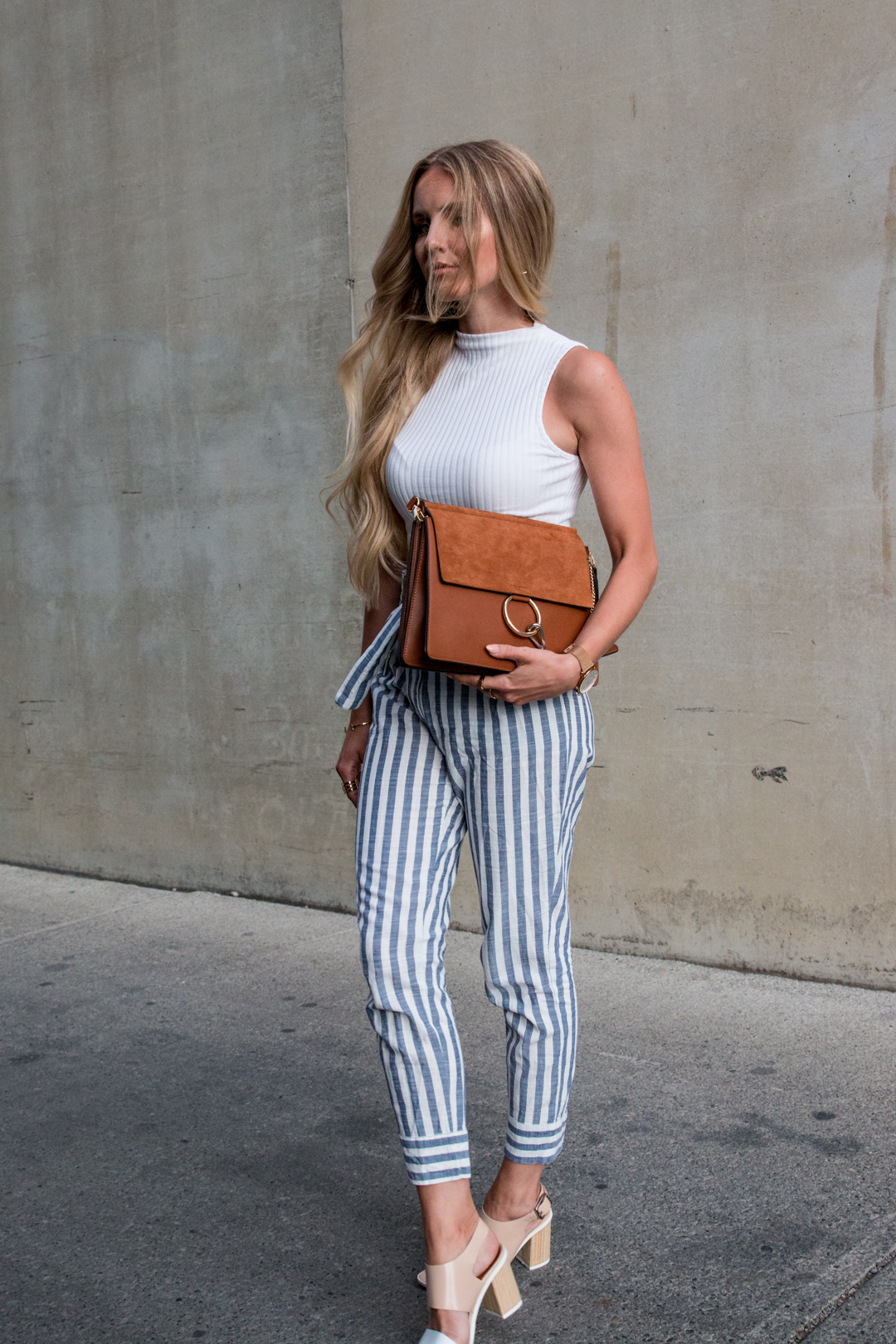 TREND ALERT Striped Pants | Feel Wunderbar