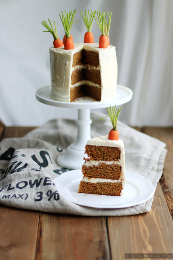 Lecker Happy Easter Amp The Best Carrot Cake Recipe