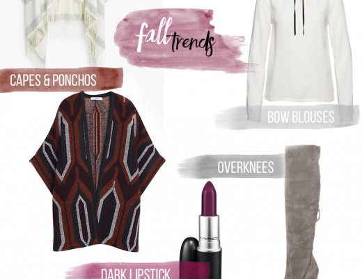 Fall Trends to try this year