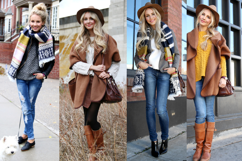Fall Outfits 2014 Throwback