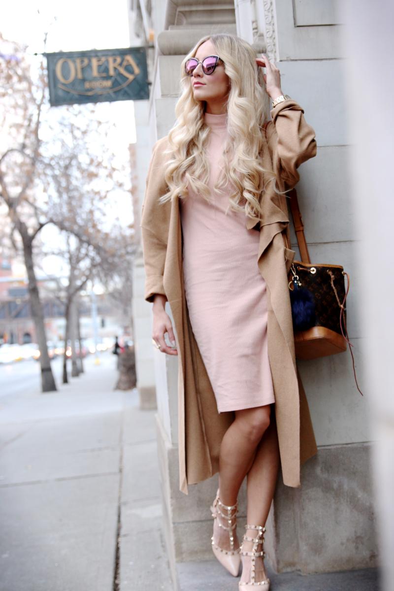 Pantone Rose Quartz Outfit 5