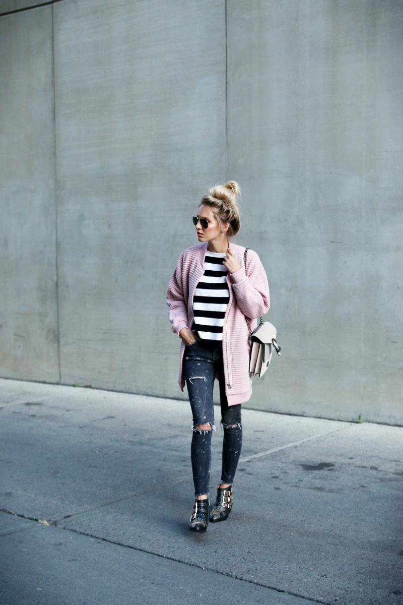 pink-bomber-jacket-edited-zara-striped-sweater-chloe-susanna-boots-lookalike-jessica-buurman-zara-jeans-gucci-dionysus-3