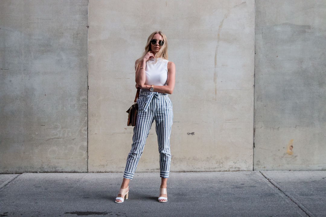 "3e08152a70abfc ZARA  Pants (last season) similar here    ZARA  Top (last season) similar  here    SARENZA  Sandals       Ray-ban  Sunglasses (Get 15% off with the  code "" ..."
