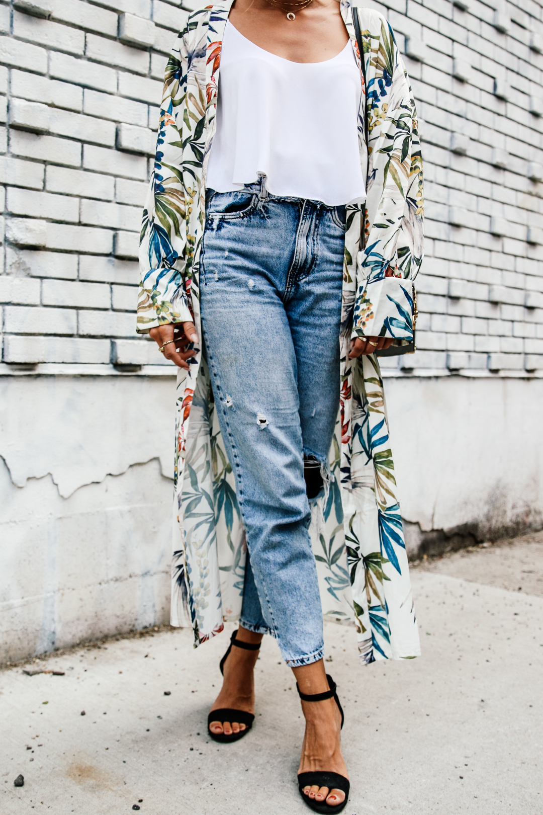 656c42d5d4 And of course, I don't want to leave you hanging and not write a single  word about this outfit – a tropical kimono combination (was is even a  surprise to ...
