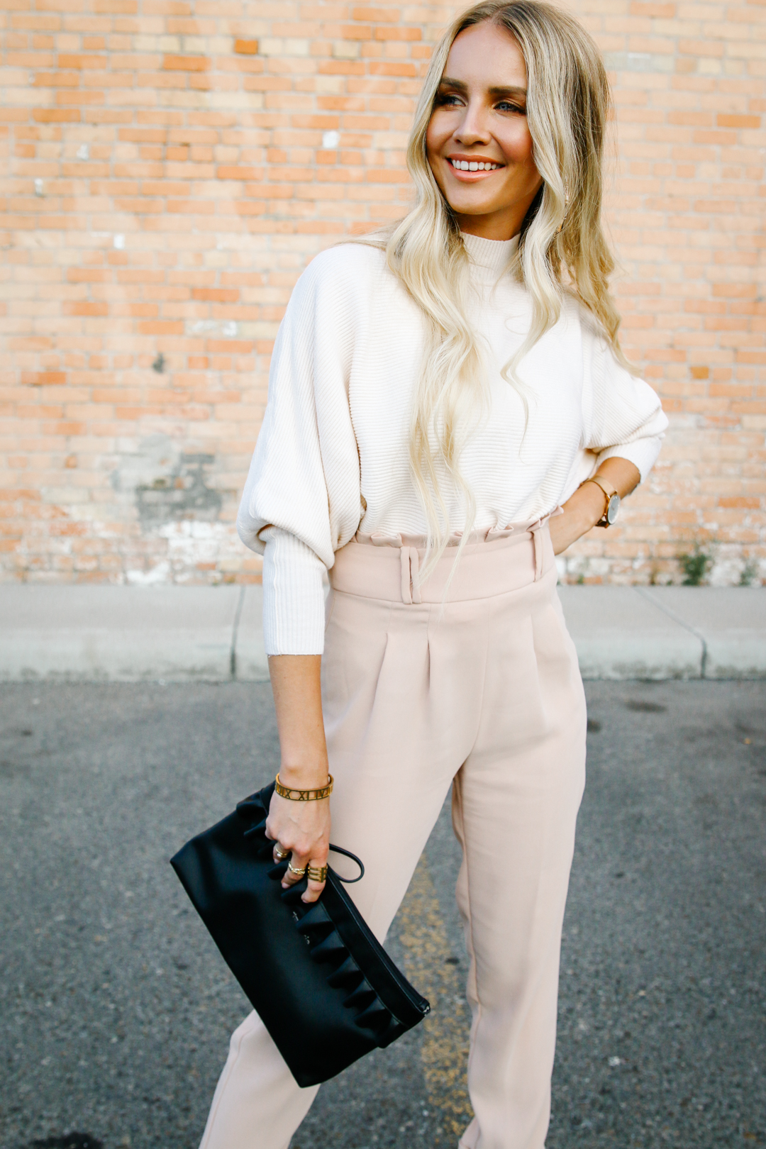 OUTFIT: Autumn Blush Tones | Feel Wunderbar